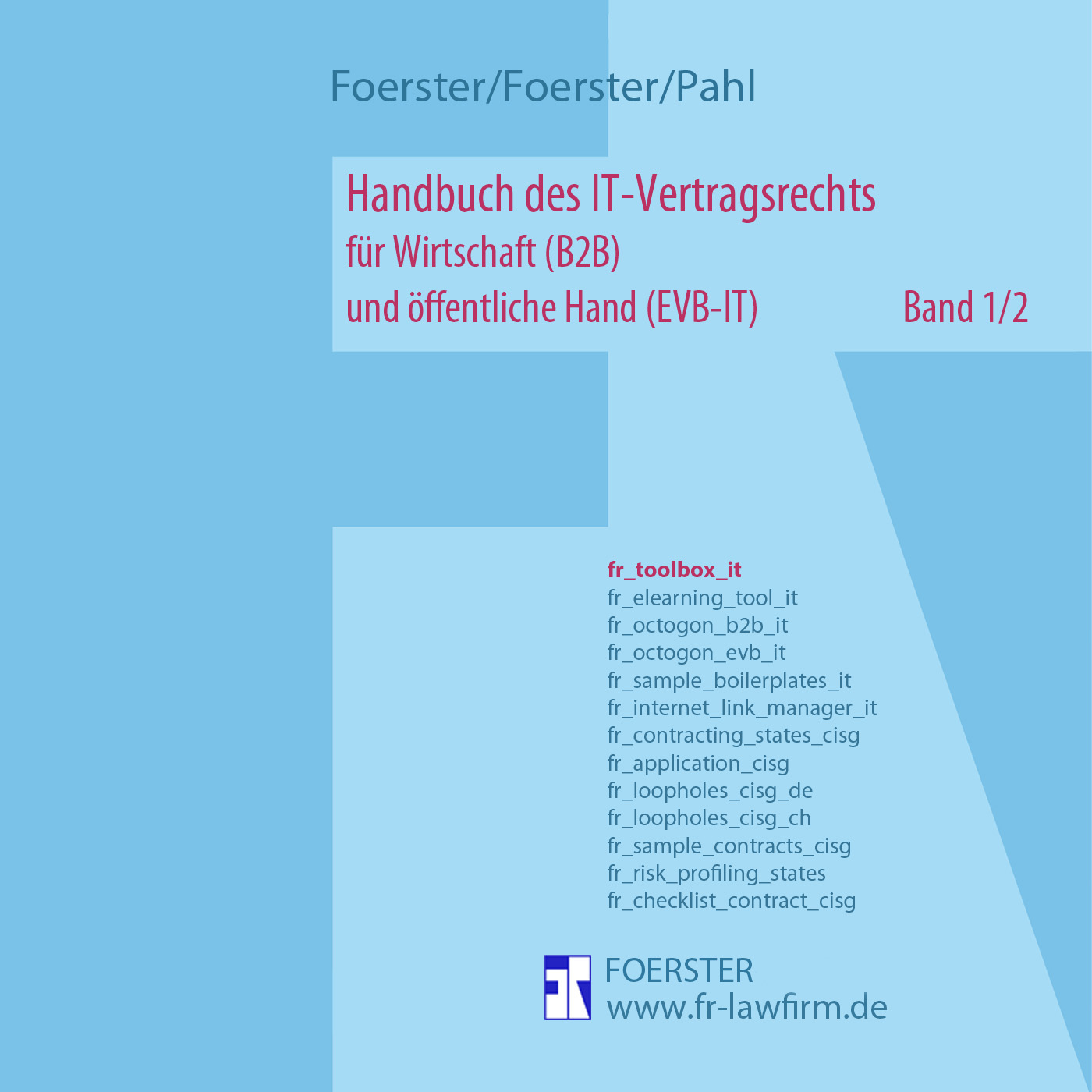 Foerster Rechtsanwälte It Vertragsrecht B2b